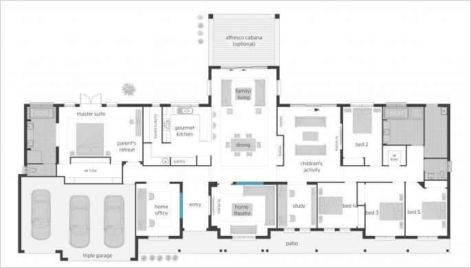 mcdonald jones :: bronte executive grande manor one | architecture
