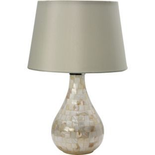 Buy heart of house pearl table lamp cream at argos your buy heart of house pearl table lamp cream at argos aloadofball Image collections