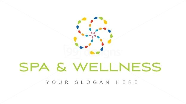 Spa wellness logo  Spa & Wellness — Ready-made Logo Designs | 99designs | WO Logo ...