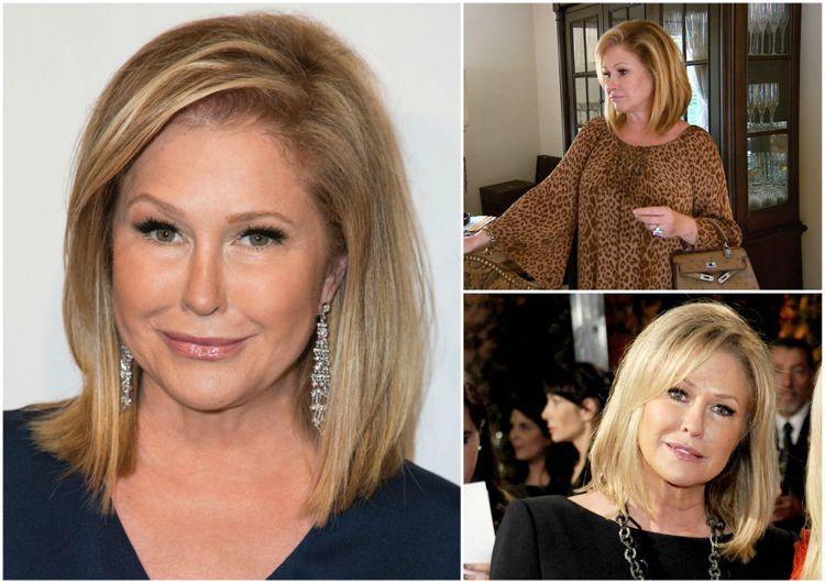 Long Bob Seitenscheitel Wirklich Elegant Damen Ab 50 Modische Frisuren Haarschnitt Damen Kurzhaarfrisuren