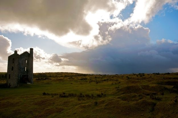 Oh, and abandoned tin mines :-( | 38 Reasons You Need To Go To Cornwall