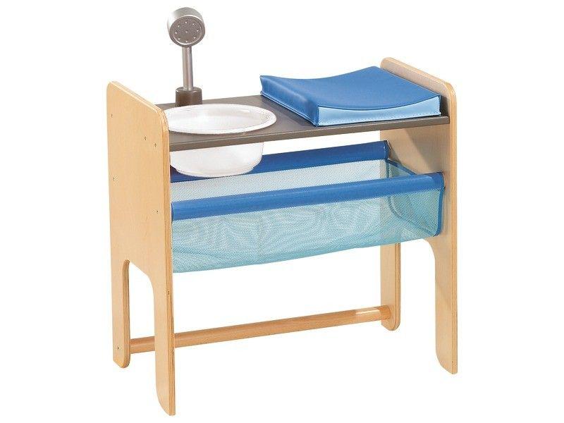 Table à Langer Pour Poupée Dinette