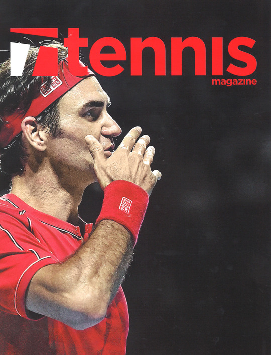Tennis Magazine Jan Feb 2020 In 2020 Tennis Magazine Tennis Tennis Camp