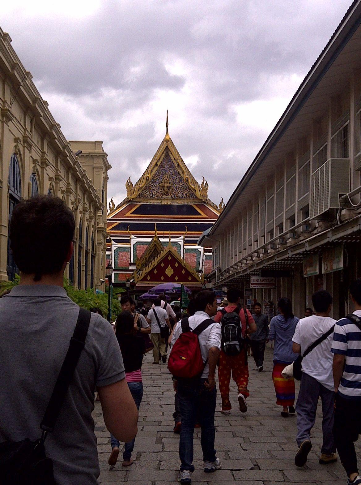 thailand empire architecture
