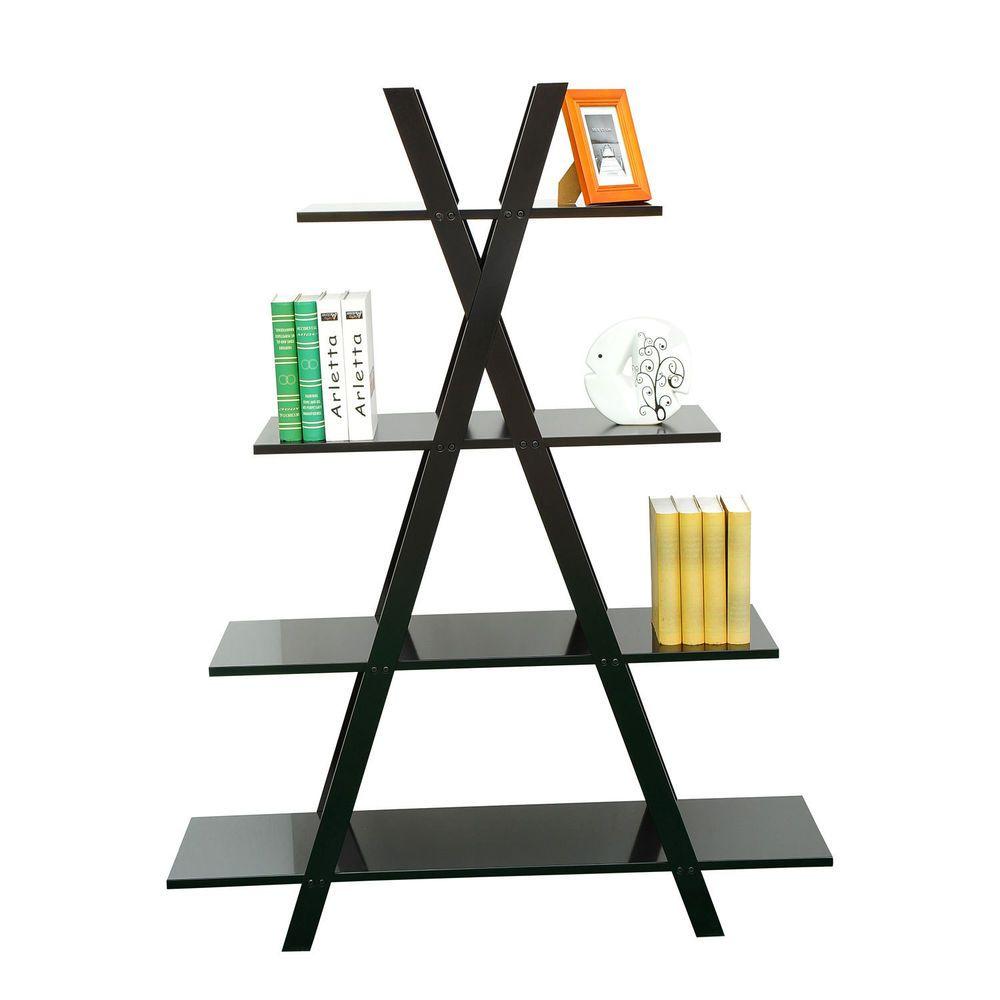 Leaning Shelves Ikea Modern Shelving Standing Bookshelf Bookshelf Design