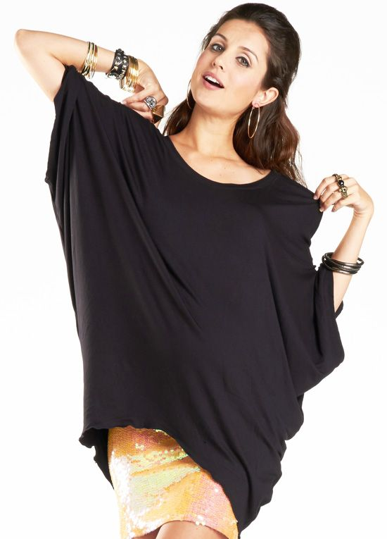05162d860163e Comfortable soft draped tee for pregnancy at QueenBee.com.au Maternity  Clothes Online,