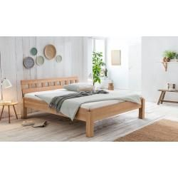 Solid wood beds -  Camelot bed, solid beech heartwood, 200 x 220 cmRavensberger-Ma …  - #antiquedecor #apartmentdecor #bedroomdecor #beds #homedecor #solid #wood