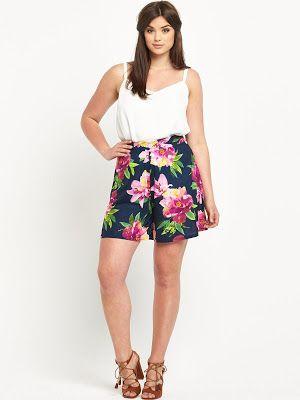 bastante agradable 12e8f 269e2 Pantalones cortos para gorditas | Outfits♡ | Fashion, Boho ...