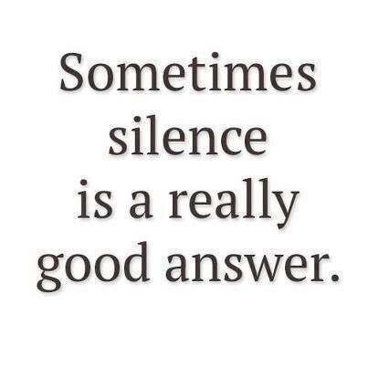 Silence Wise Quotes Inspirational Quotes Words Quotes