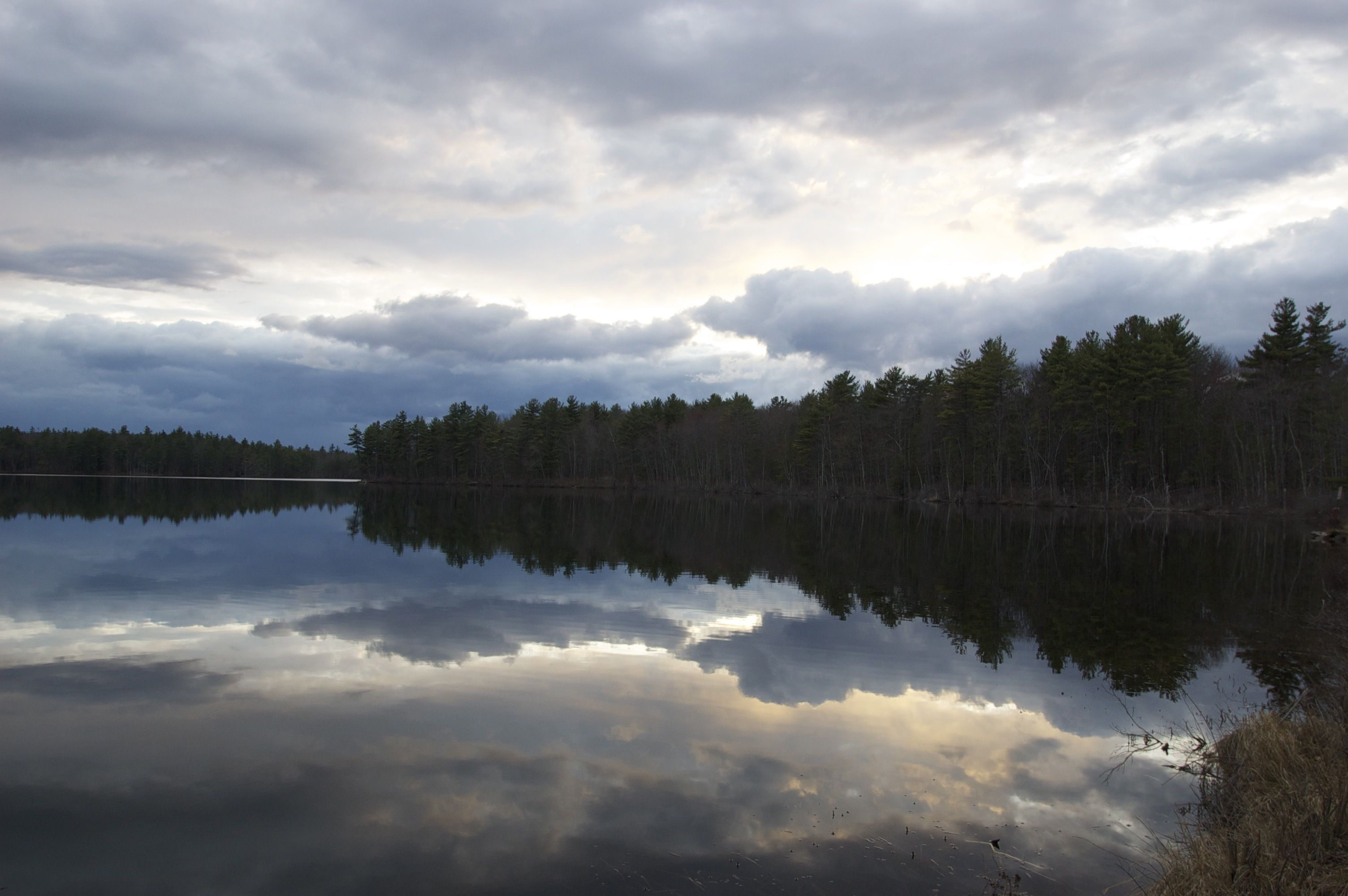 Knowles Pond Northfield Nh A Great Place To Kayak Fish And Swim My Photogenic Side