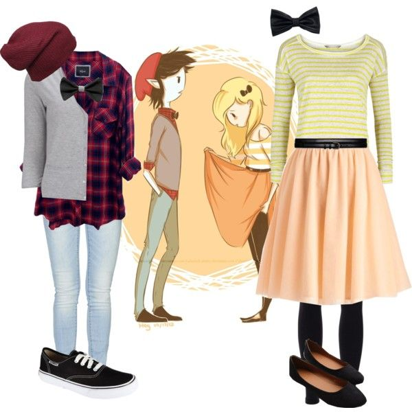 Marshall Lee and Fionna | Adventure time clothes, Casual ...