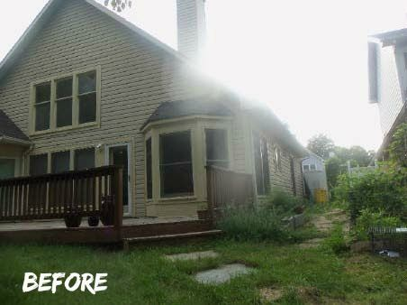 Back Yard Chronicles: My Makeover on a Dime | Trendy home ...