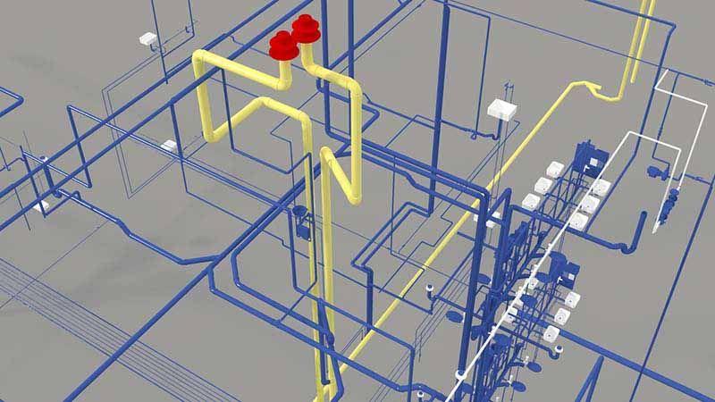 Mep piping design drawings mep pinterest hvac design for Building design blog