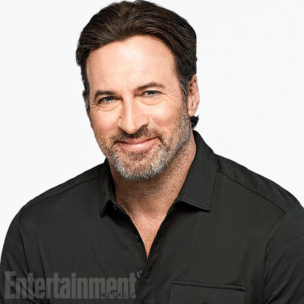 The 'Gilmore Girls' (and Guys) Are Back! Exclusive Photos of the Stars Hollow Crew | Scott Patterson (Luke Danes) | EW.com