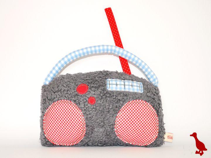 Lovemag+Spieluhr+Radio+mit+Wunschmelodie++von+tildemor++auf+DaWanda.com