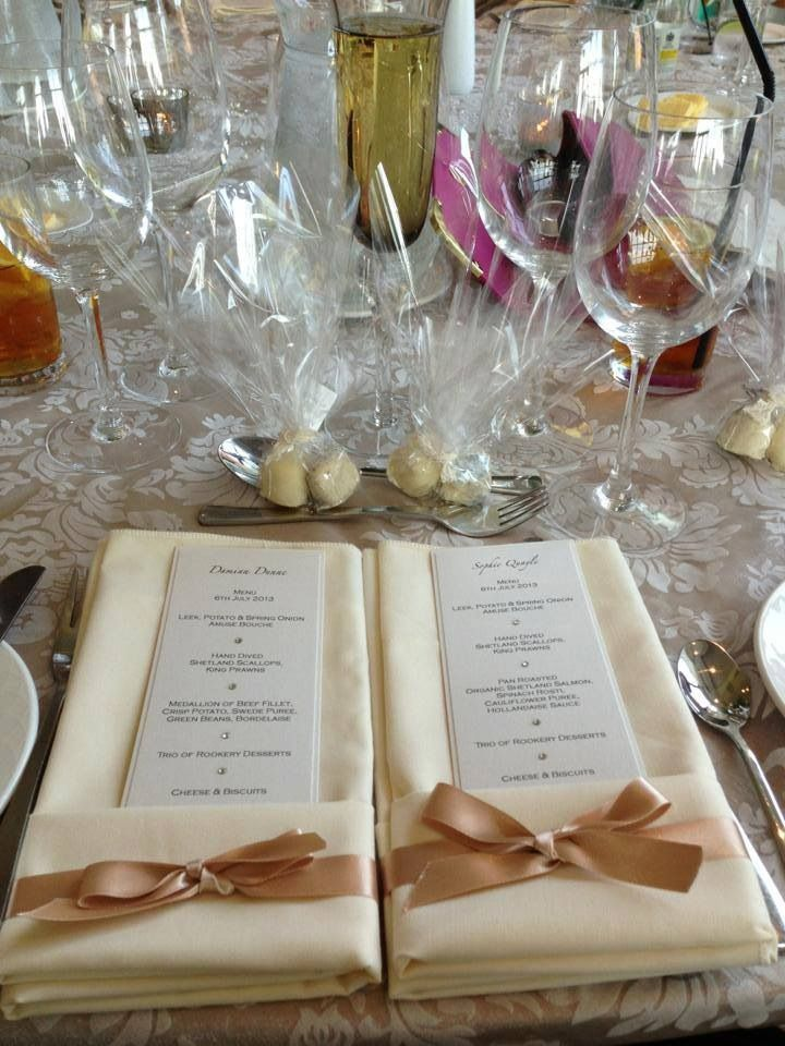 Wedding Favours By Talulah Truffles
