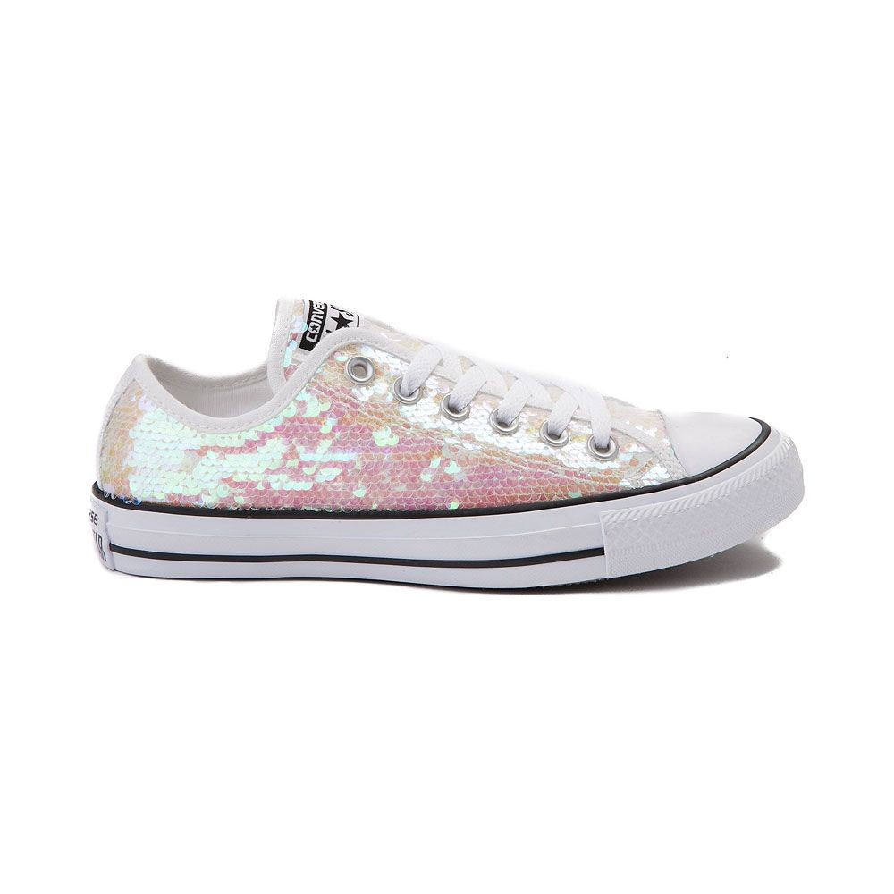 Converse Chuck Taylor All Star Lo Glitter Sneakers