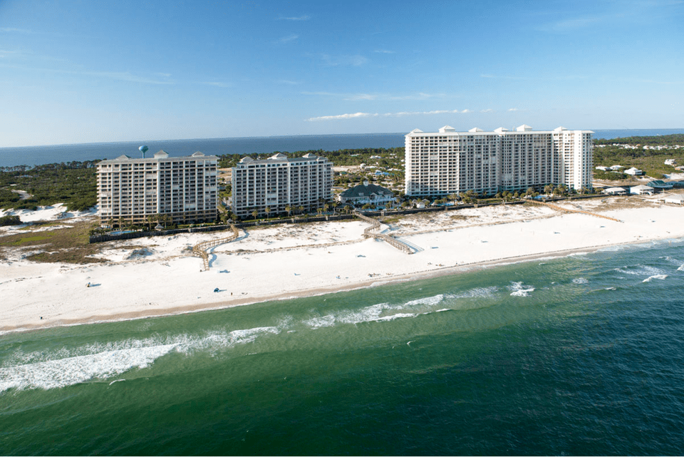 The Most Romantic Coastal Hotels In The United States Beach Club Resort Gulf Shores Alabama Beach Trip
