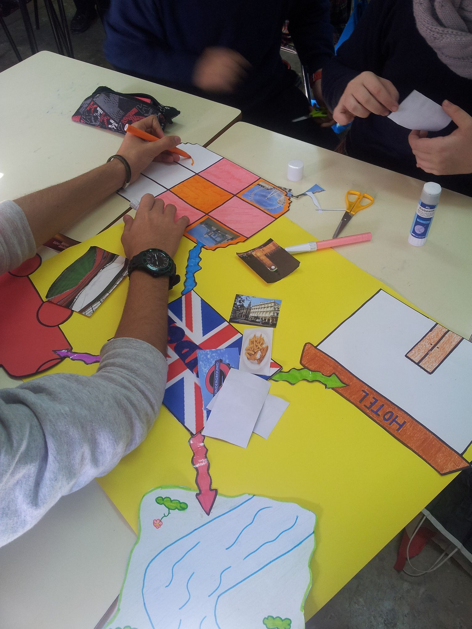 httpsflickrpj4b4Wk Mind Mapping London January