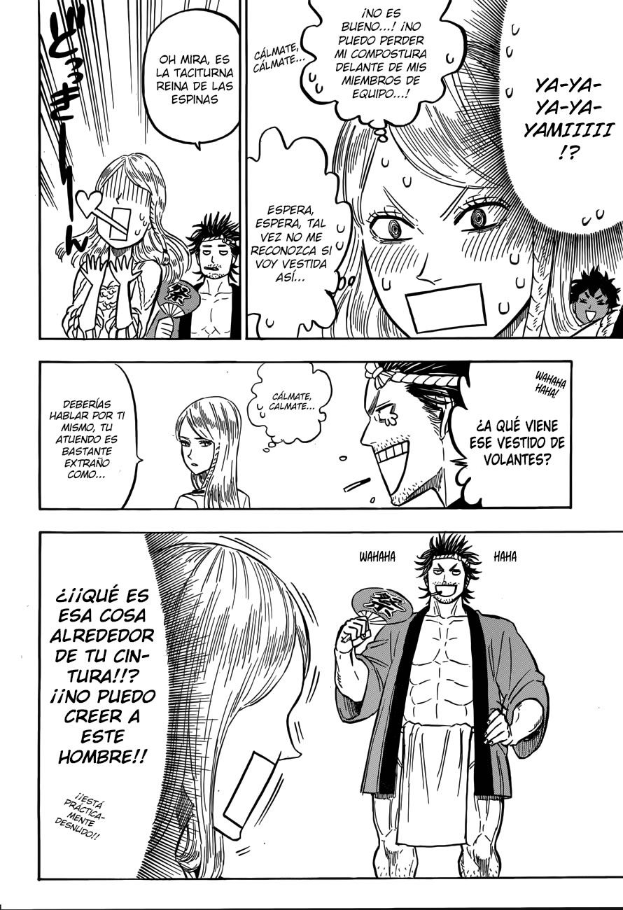 Black Clover 104 Inmanga Arte De Personajes Manga Anime