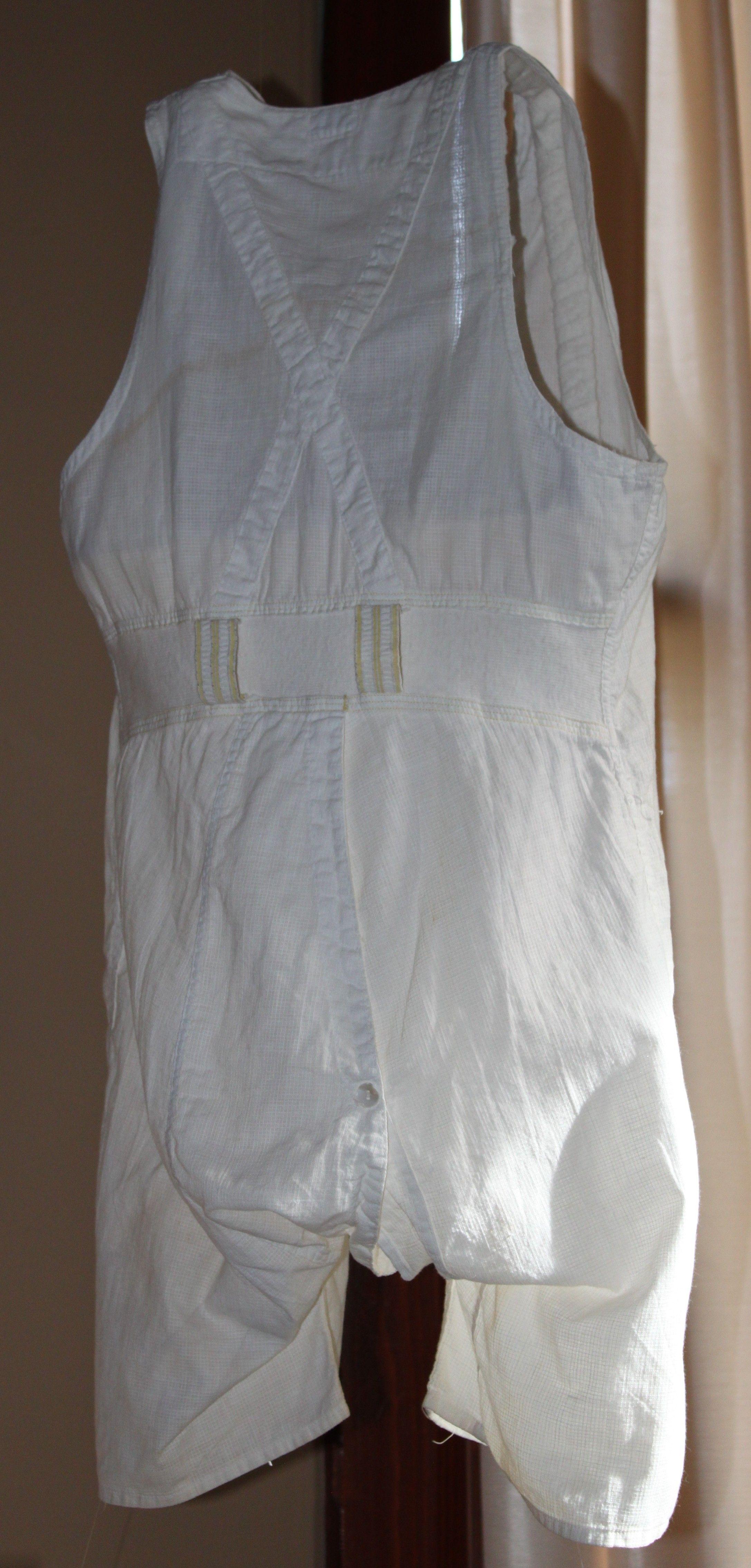 Men's Combination Underwear, undated The men's combination ...