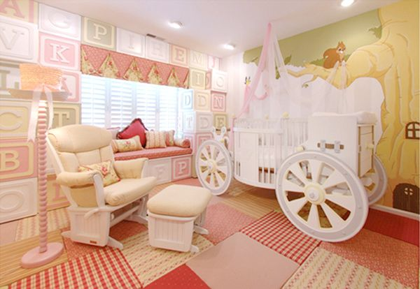 Magical Children S Bedroom From Kidtropolis Kinderbett Design