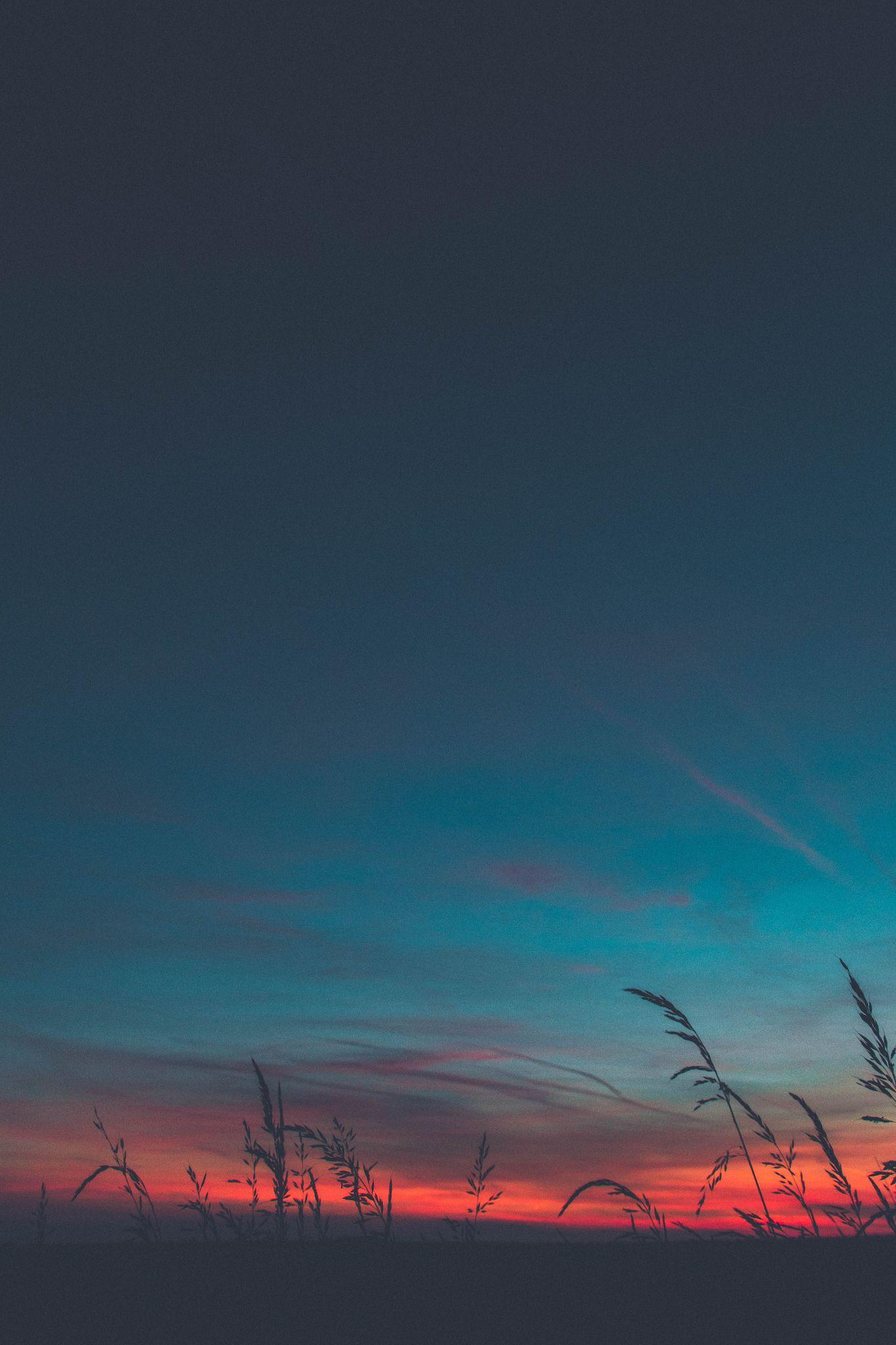 Endless Night Sky Aesthetic Sunset Wallpaper Beautiful Nature Wallpaper Hd wallpaper sky clouds sunset dusk