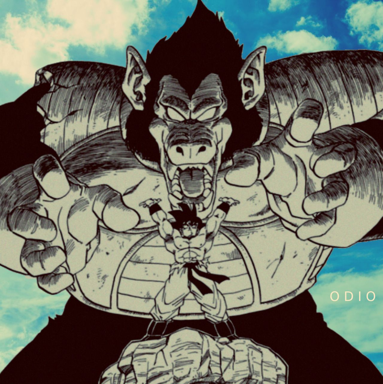 Dragon Ball Z Aesthetic