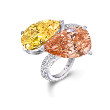 Photo of High Jewellery Rings | Rare Diamond & Gemstone Rings | Graff