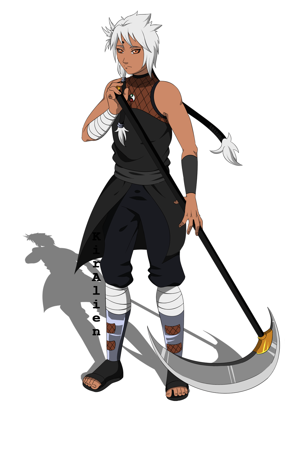Image Result For Black Naruto Oc Male Stuff Naruto