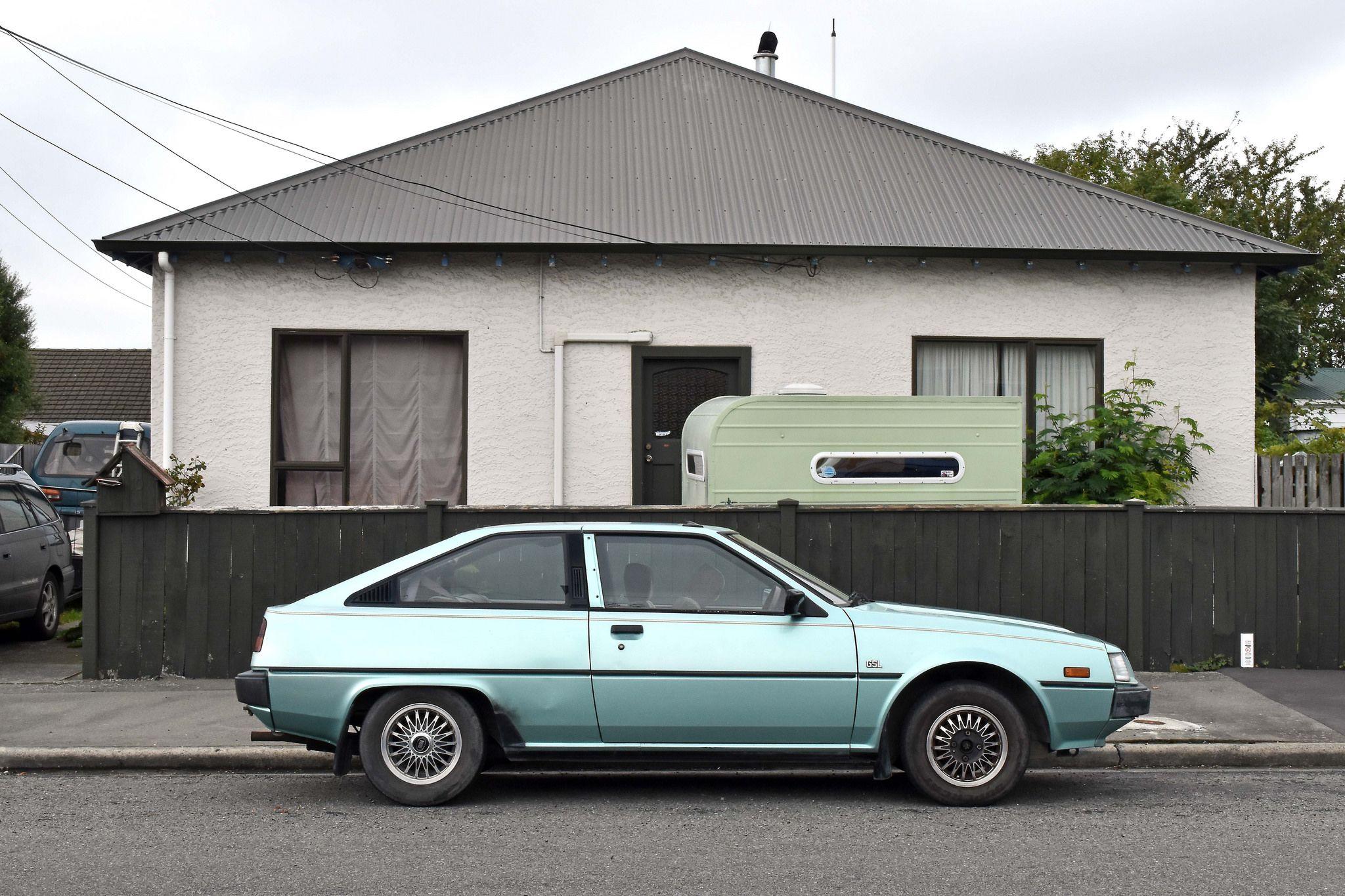 1985 Mitsubishi Cordia Cars, Vehicles, New zealand