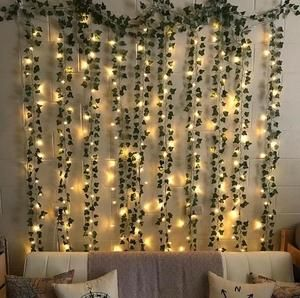 LED Wall Vine Lights