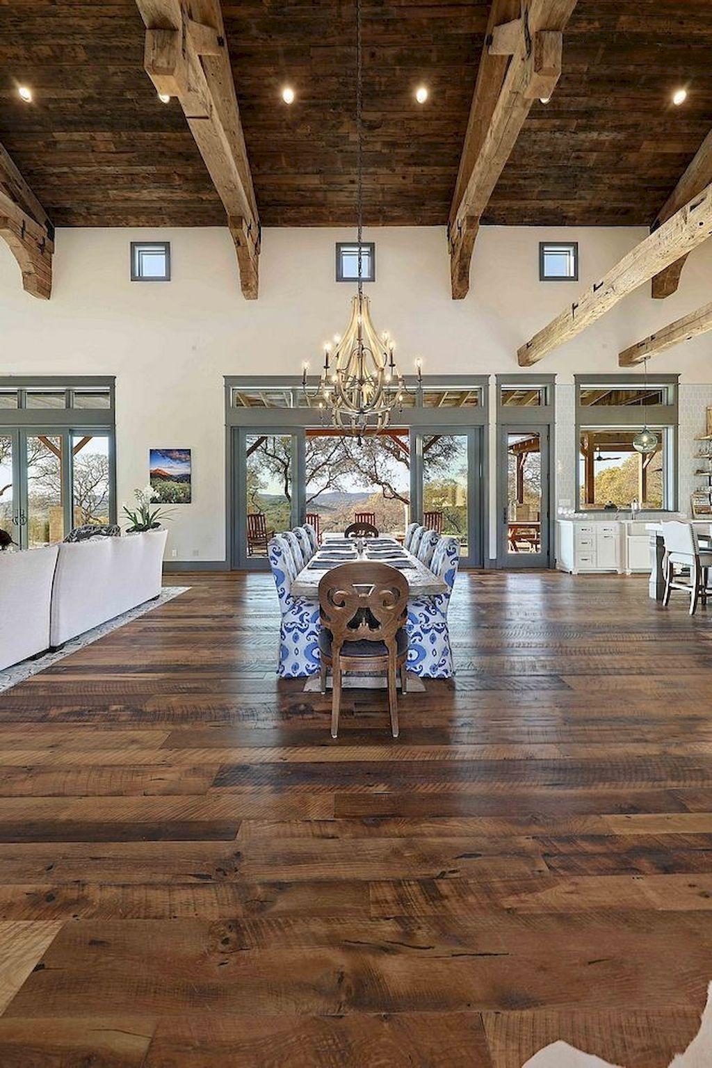 Stunning Rustic and Cheap Wooden Flooring Ideas Cheap