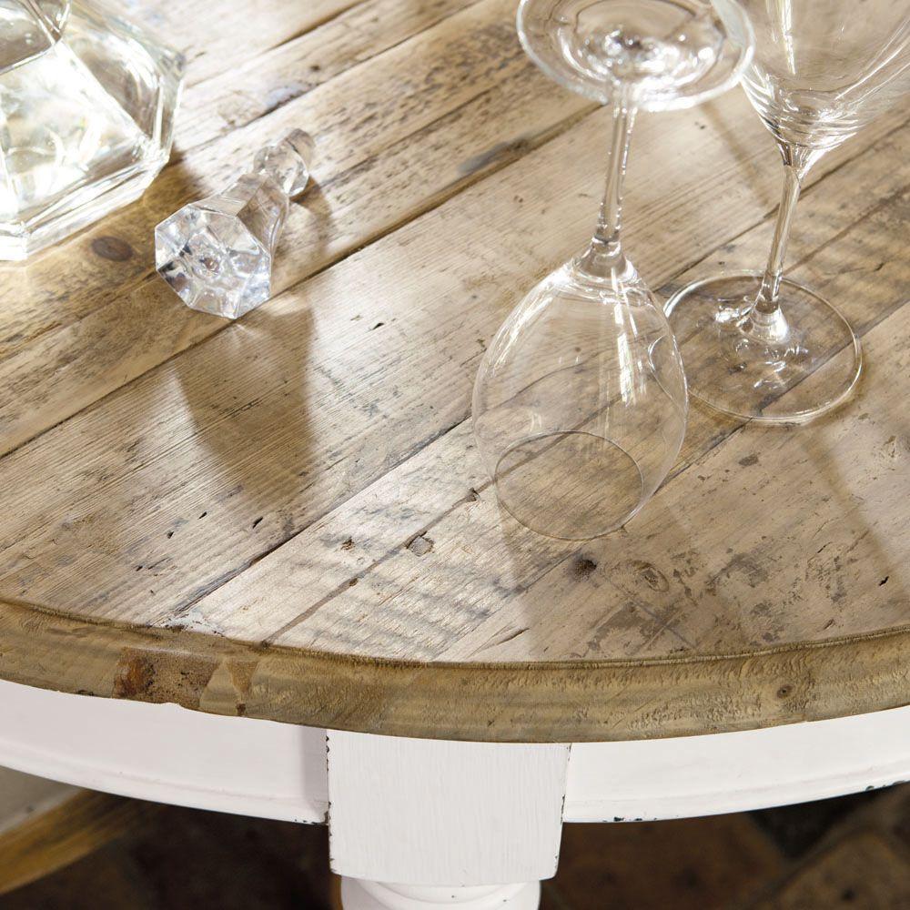 Table A Manger Extensible A Roulettes 6 14 Personnes L125 325