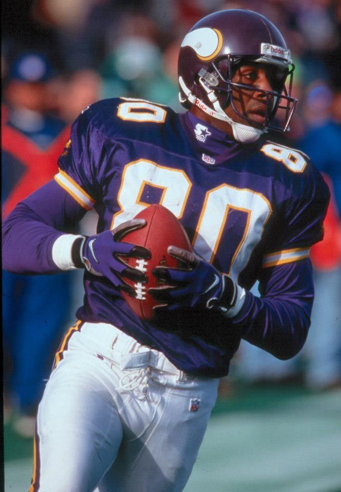 best website 370ef d0613 Minnesota Vikings-Chris Carter | Sports and fitness ...