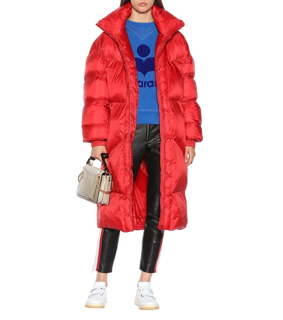 Suche nach Beamten hoch gelobt Bestbewertete Mode Gesteppter Mantel Cray | Isabel Marant, Étoile - mytheresa in 2019 ...