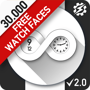 Watch Face Minimal & Elegant for Android Wear OS v3.8.6