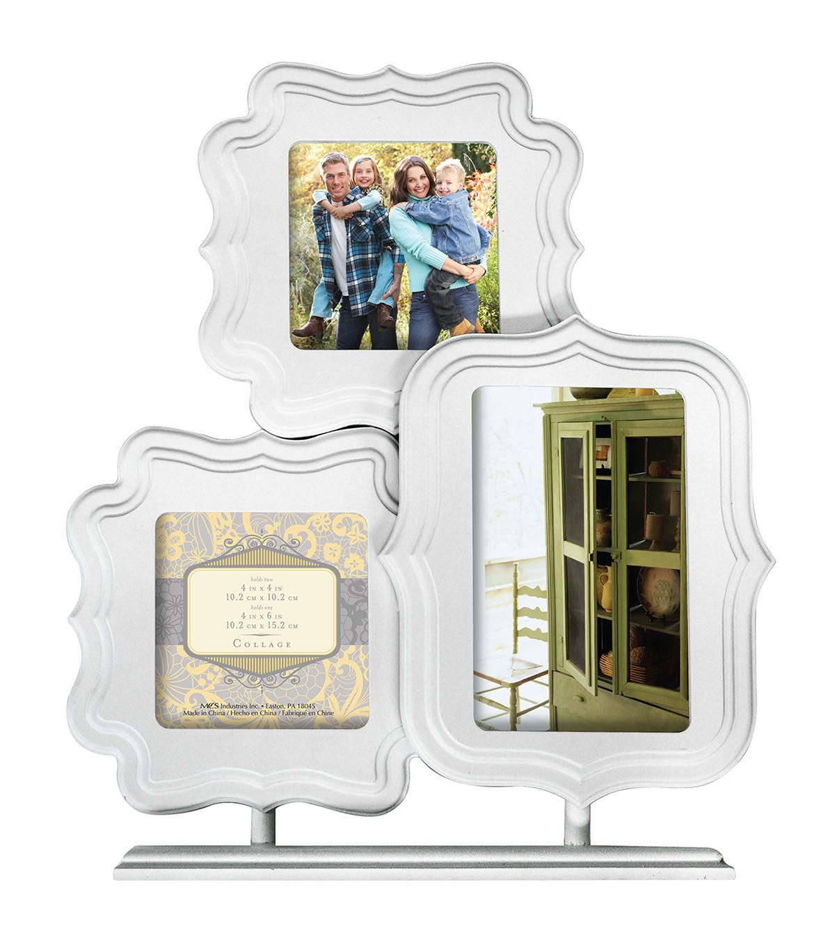 Tabletop Frame 4X6 - Collage White | Collage photo, Tabletop and ...