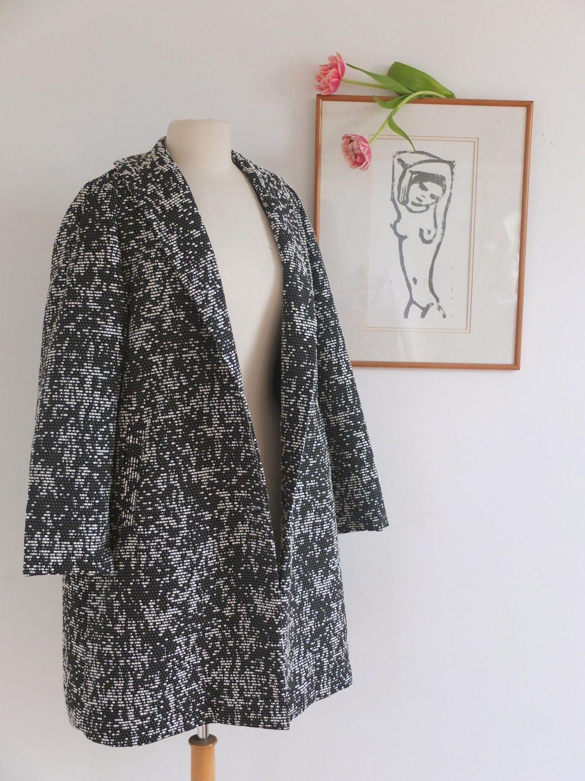 Delphine et Morissette: patron manteau | cputure | Pinterest | Nähen