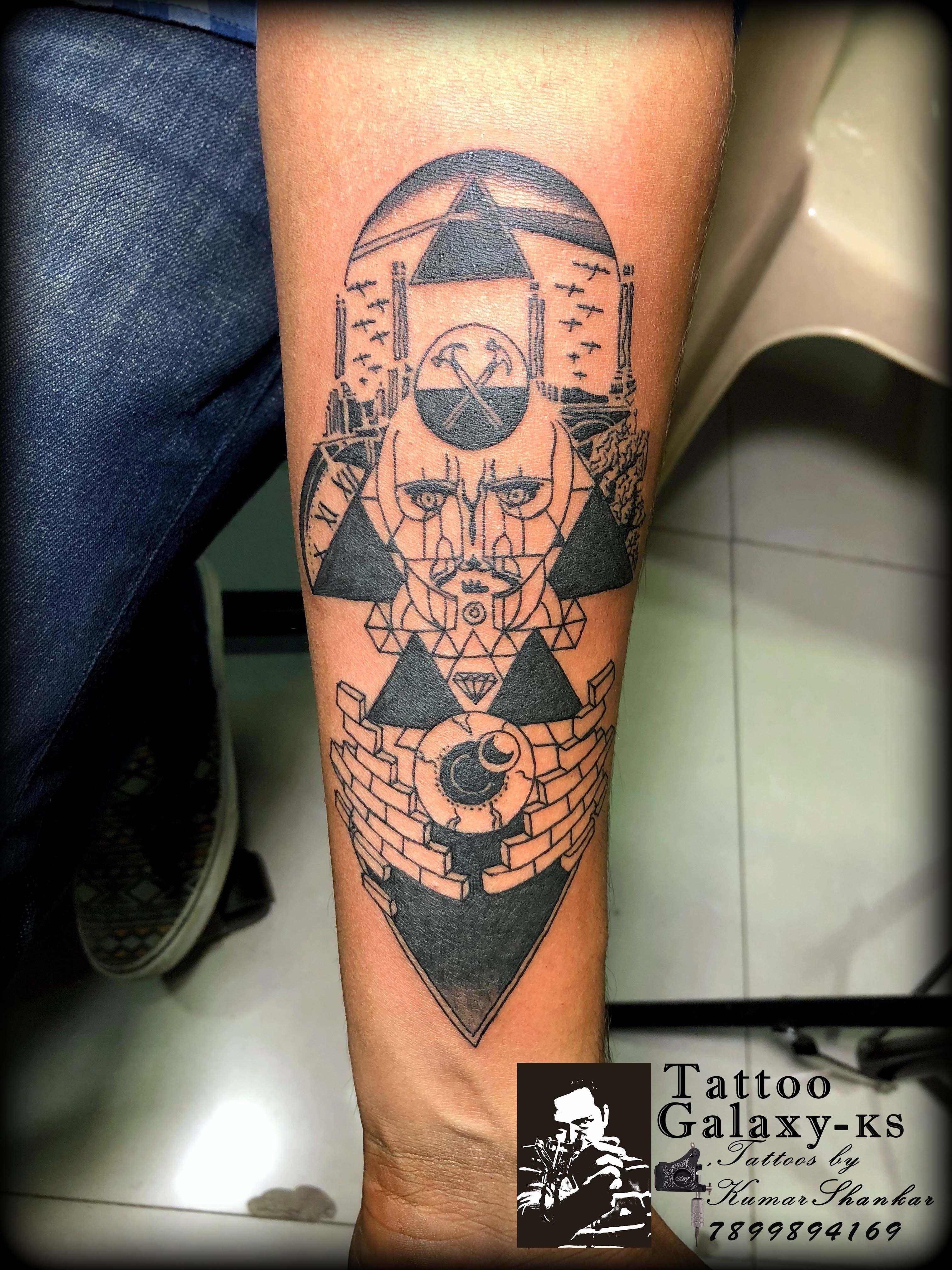 Pink Floyd Tattoo . If u want to get tattooed or pierced