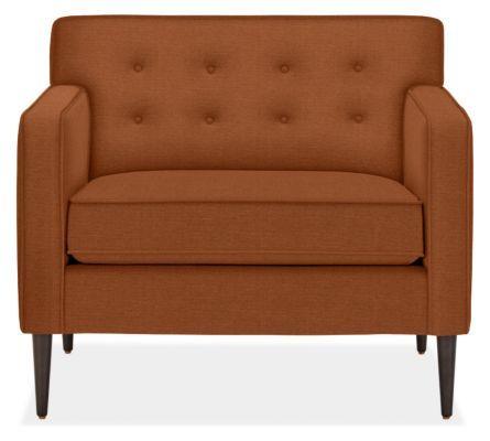 Room Amp Board Holmes Chair Chair Custom Sofa Modern