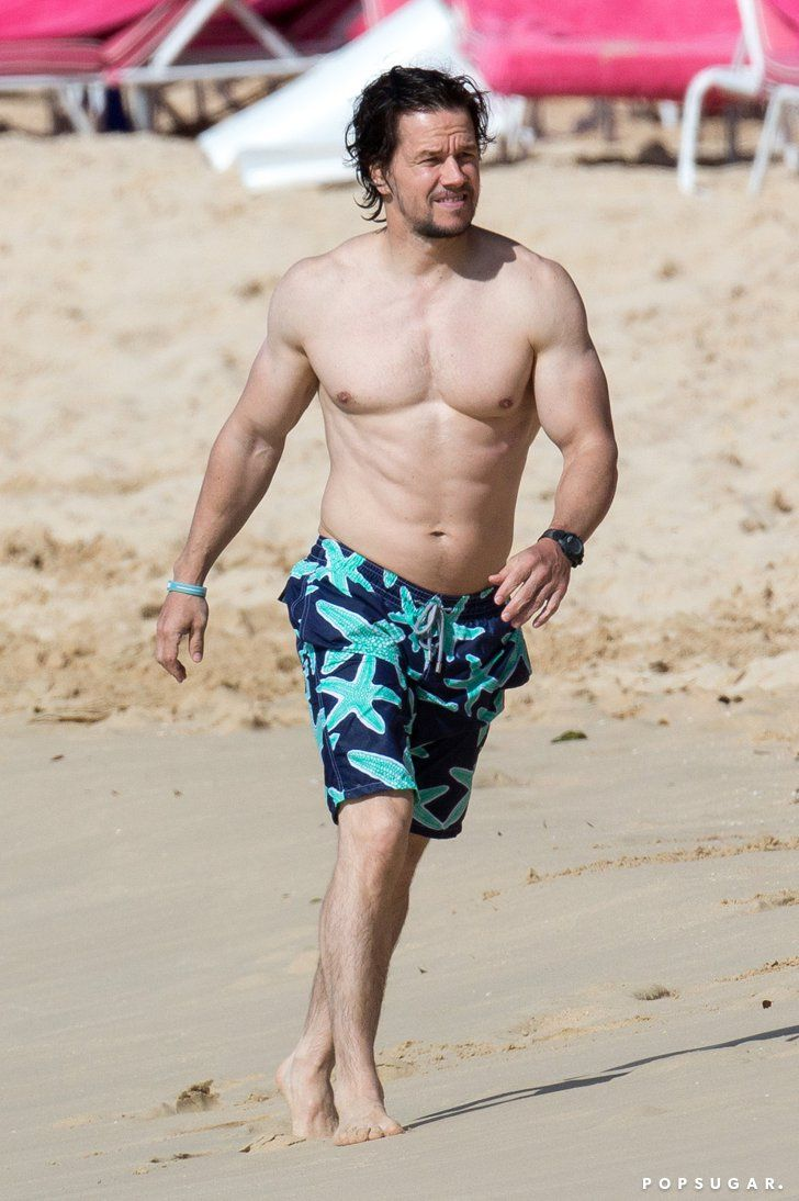 Mark wahlberg topless — pic 5