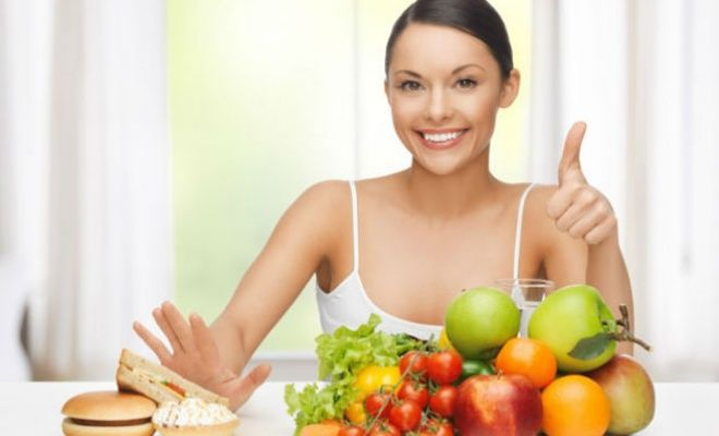 Baja de peso comiendo tomates verdes