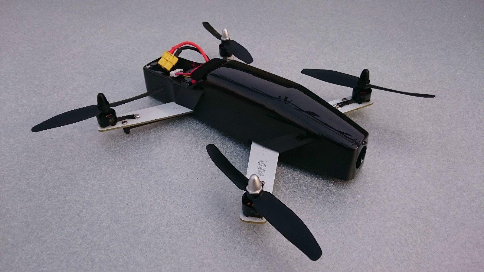 Zabo 250 Racing Quadcopter