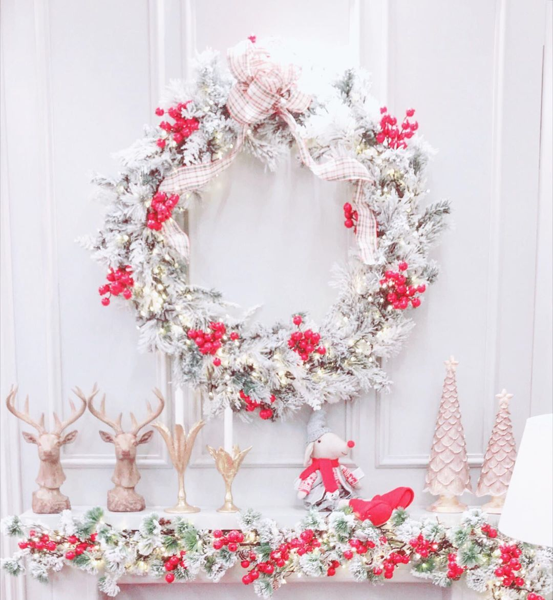 Photo of ❄️🦌 . . . #merrychristmas #christmas #decor #winterwonderland #christmasc…