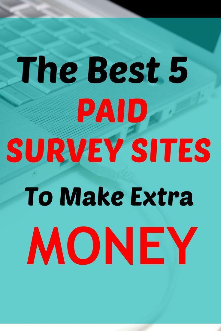 The 5 Best Online Paid Survey Sites Free paid surveys