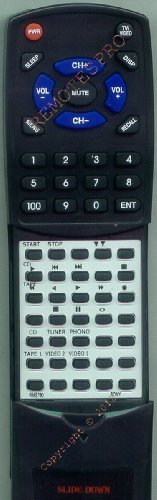 SONY Replacement Remote Control for STRAV760, RMS760, STRAV560 by Redi-Remote. $44.95. This is a custom built replacement remote made by Redi Remote for the SONY remote control number RMS760. *This is NOT an original  remote control. It is a custom replacement remote made by Redi-Remote*  This remote control is specifically designed to be compatible with the following models of SONY units:   STRAV760, RMS760, STRAV560  *If you have any concerns with the remote after pur...
