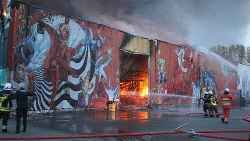 """Inferno in carnavalshallen: """"We zijn alles kwijt"""""""