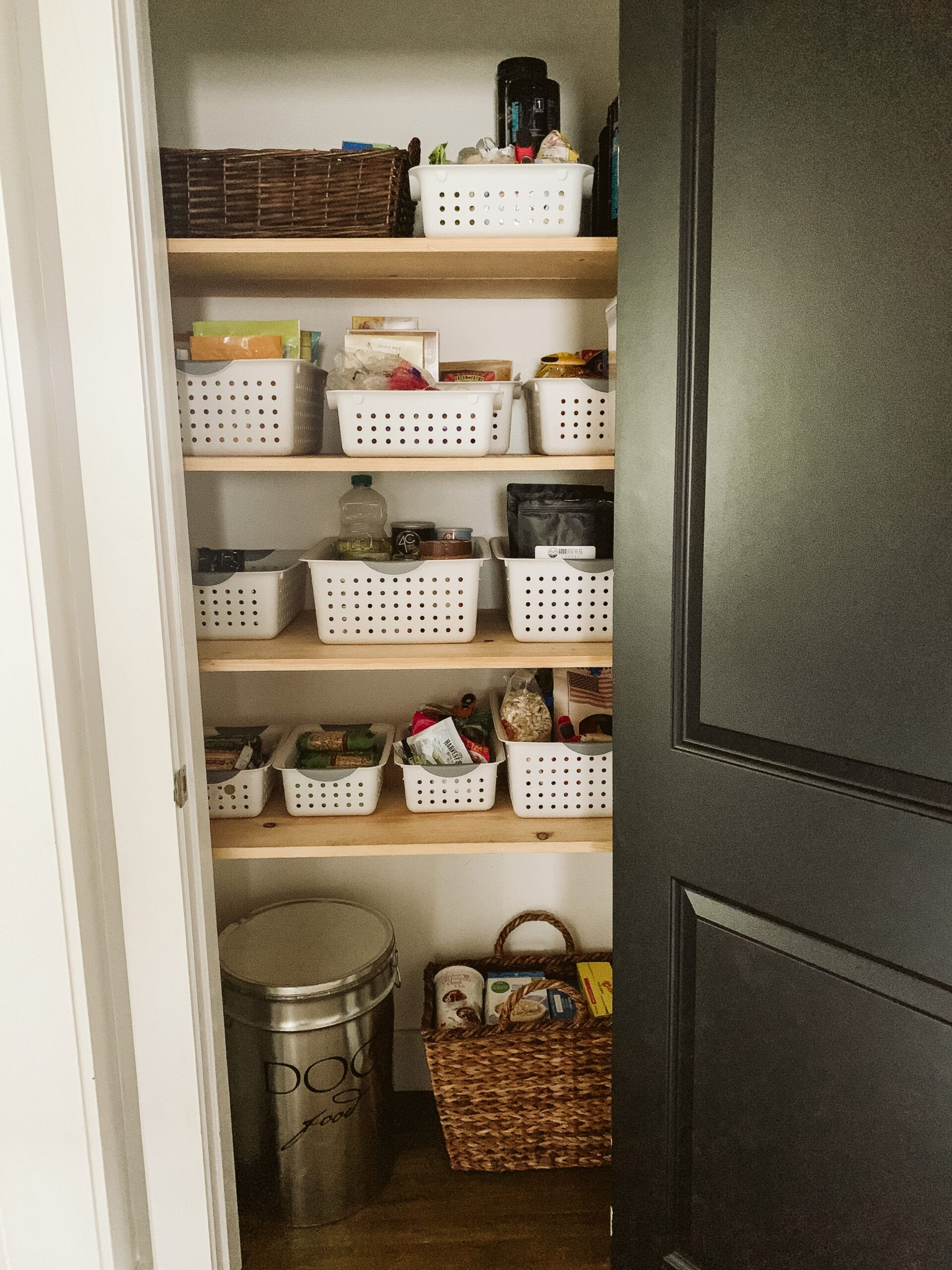 3 quick weekend organization projects deep pantry organization diy kitchen decor small space on kitchen decor organization id=26173