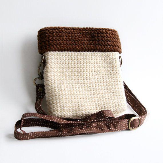 Crochet Instagram Purse - Love IG (Original Color) | Monederos de ...
